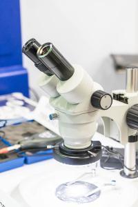 Pırlanta İnceleme Mikroskobu